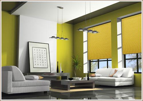 plissee der moderne sonnenschutz. Black Bedroom Furniture Sets. Home Design Ideas